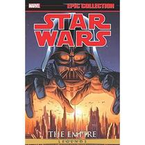 Star Wars Legends Epic Collection - The Empire Vol. 1 - Marvel -