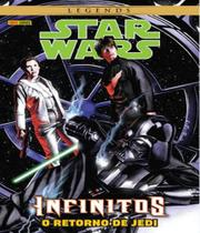 Star Wars Legends - Infinitos - O Retorno De Jedi - Panini livros