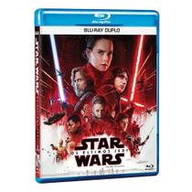 Star Wars Os Últimos Jedi - Blu-ray Duplo - Lucasfilm