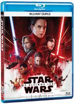 Star Wars: Os Últimos Jedi Blu-Ray Duplo -
