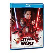 Star Wars Os Últimos Jedi Blu-ray -