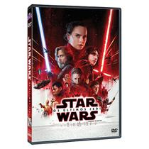 Star Wars Os Últimos Jedi DVD -
