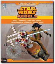 Star wars rebels: jogos e atividades - vol.1 - Coquetel