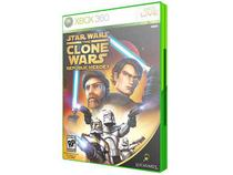 Star Wars The Clone Wars: Republic Heroes - p/ Xbox 360 - LucasArts