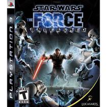 Star Wars: The Force Unleashed - Ps3 - Lucasarts