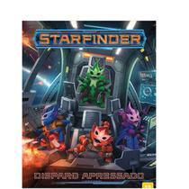 Starfinder Escudo do Mestre + Disparo Apressado -  New Order -