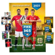 Starter Pack Fifa 365 20/21 - Livro + 30 Cromos - Panini
