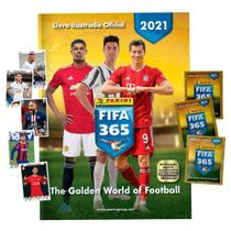 Starter Pack Fifa 365 20/21 - Livro + 60 Cromos - Panini