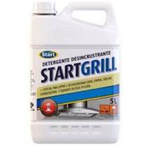 Startgrill - desengordurante / desincrustante 5l -