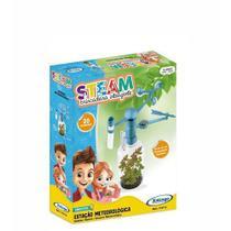 Steam Brincadeira Inteligente Estação Meteorológica - Xalingo -