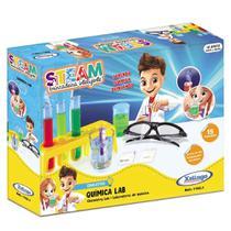 Steam Laboratório de Química - Xalingo -