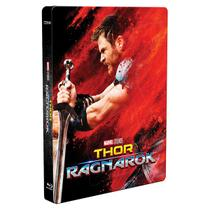 SteelBook Bluray + Bluray 3D  - Thor: Ragnarok - Disney