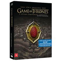 Steelbook - Game Of Thrones - A 7 Temporada Completa - Warner bros.