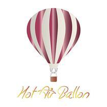 Stencil Litoarte 16x16 STQ-005 Balão Listrado -