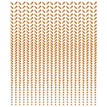 Stencil Litoarte 21,1x17,2 STM-609 Estampa Degradê Traços -