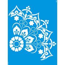 Stencil Litoarte 42,2x32 STW-036 Mandala -