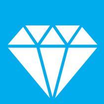 Stencil Litocart 10x10 LSX-032 Diamante -