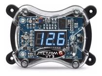 Stetsom Voltimetro Vt3 Digital Som Automotivo Carro