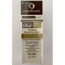 Stick blur cosmobeauty fps75 base com tonalizante natural em bastão -