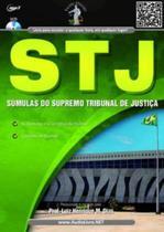 STJ - Súmulas do Supremo Tribunal de Justiça (Audiolivro) - Audiolivro editora -
