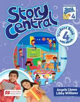 STORY CENTRAL STUDENT'S BOOK WITH eBOOK  ACTIVITY PACK-4 - Macmillan