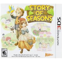 Story Of Seasons - 3Ds - Nintendo
