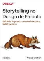 Storytelling no Design de Produto - Novatec Editora