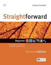 Straightforward beginner sb with webcode and ebook - 2nd ed - Macmillan
