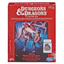 Stranger Things Dungeons & Dragons RPG Boardgame Starter Set - Hasbro