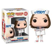Stranger Things - Robin Buckley 922 Funko Pop -