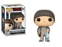 Stranger Things - Will Ghostbusters 547 Funko Pop -