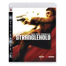 Stranglehold - PS3 - Midway