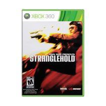 Stranglehold - Xbox 360 - Jogo