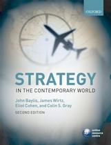 Strategy in the contemporany world: an introduction to strategic studies - Oui - Oxford (Inglaterra) -