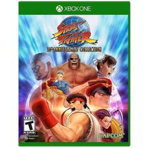 Street fighter 30th aniv collect xbox one - Capcom