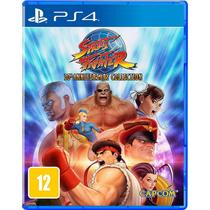 Street Fighter 30th Anniversary Collection PS4 - Capcom