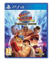 Street Fighter 30th Collection PS4 - Capcom