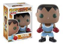 Street Fighter - Boneco Balrog Pop Funko 141 -