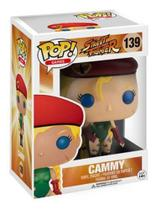 Street Fighter - Boneco Cammy Pop Funko 141 -