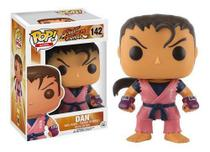 Street Fighter - Boneco Dan Pop Funko 142 -