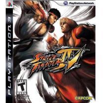 Street Fighter Iv Ps3 - Capcom