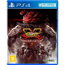 Street Fighter V Arcade Edition - PS4 - Sony