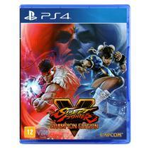 Street Fighter V Champion Edition / Edição Campeões - Capcom