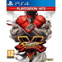 Street Fighter V Playstation Hits - Ps4 - Sony