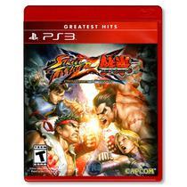 Street Fighter X Tekken - Capcom