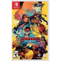 streets of rage 4 Nintendo Switch - Merge