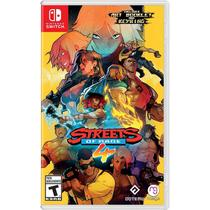 Streets Of Rage 4 - Switch - Nintendo