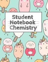 Student Notebook Chemistry - Inge baum