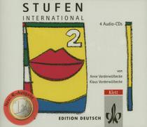Stufen intern. 2 cd (4) - Epa - epu (livros de alemao)