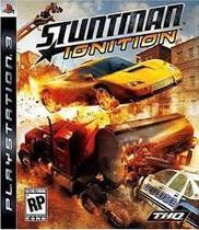 Stuntman Ignitionp PS3 - THQ -
